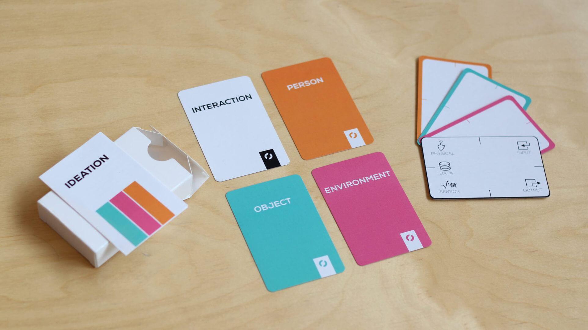 IOT Ideation Cardset