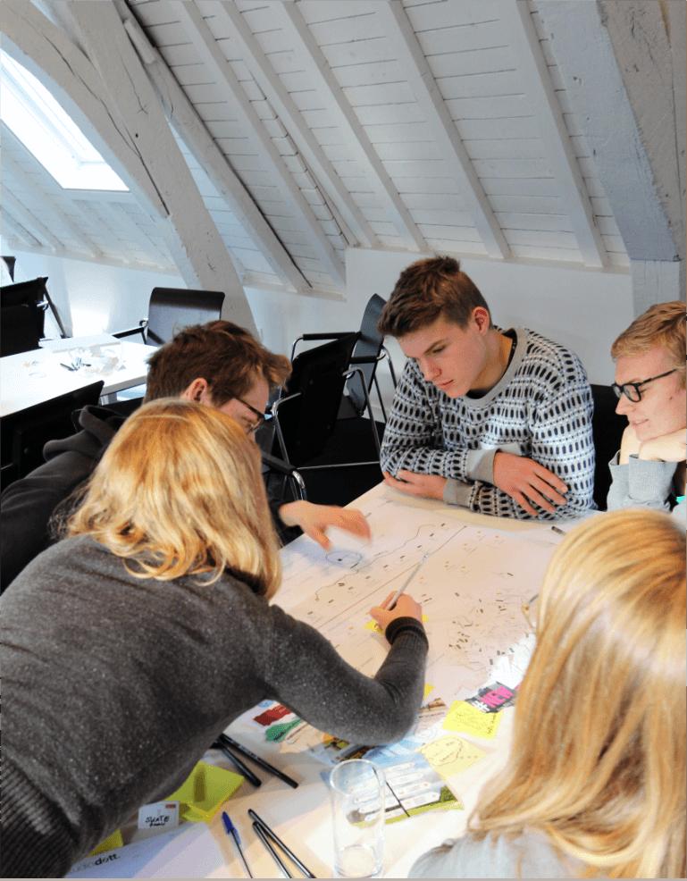 #Service Designer Brainstorm