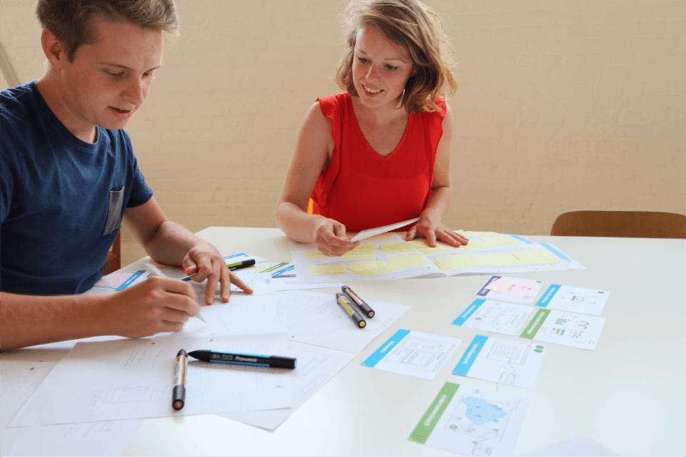 #Service Designer Suzan+Jonas