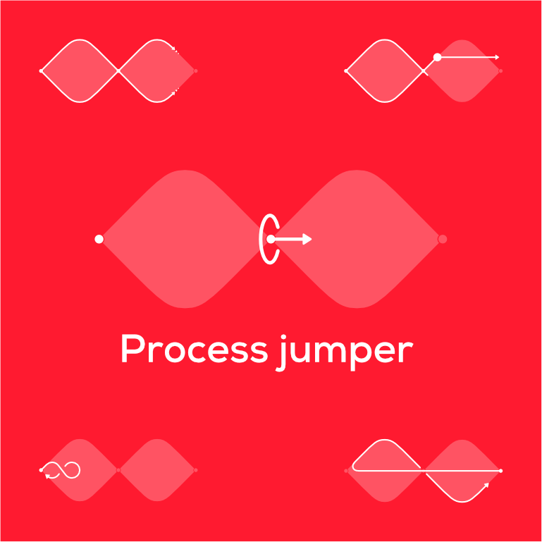 Process jumper