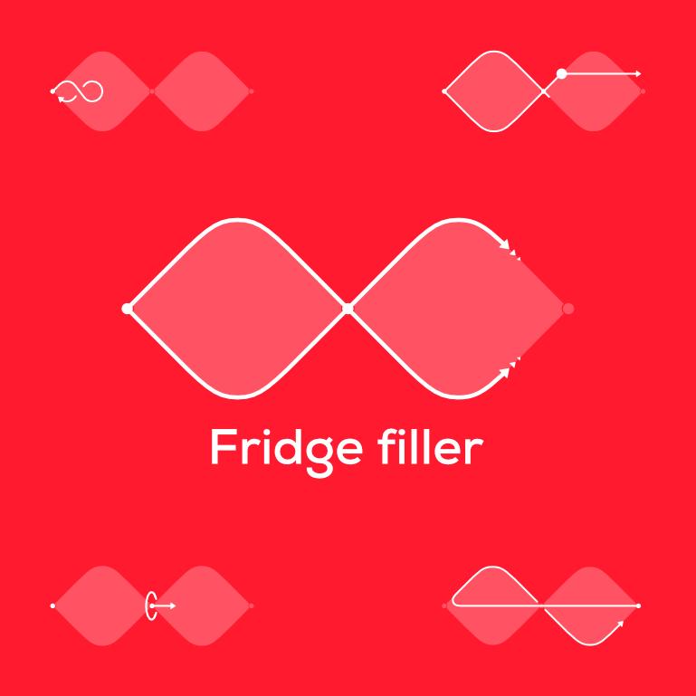 Fridge filler