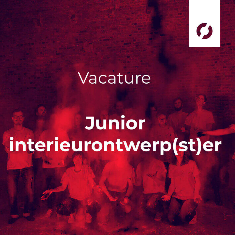 Vacature junior interieurontwerper
