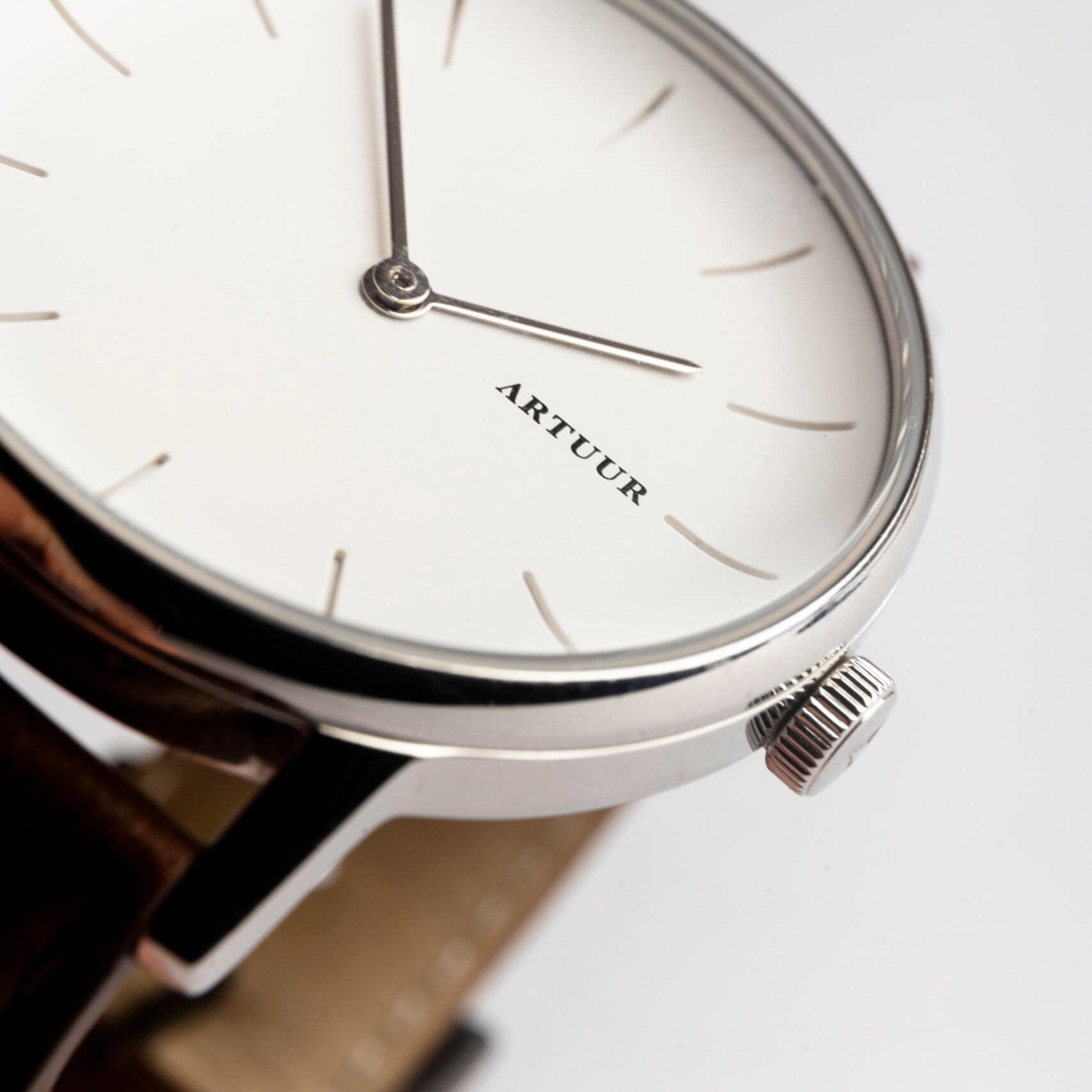 Het Artuur horloge