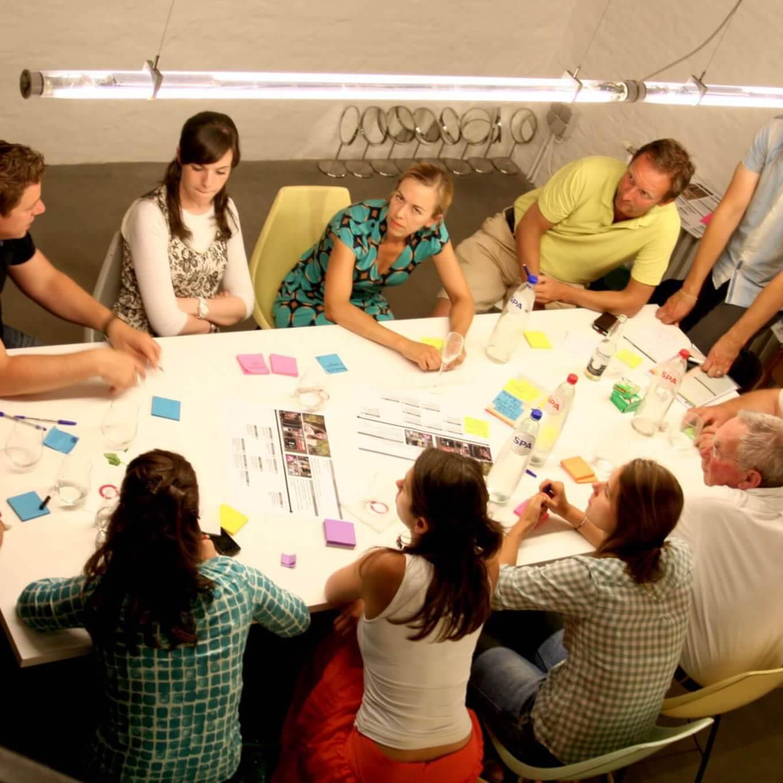 Workshop Cocreatie apothekers