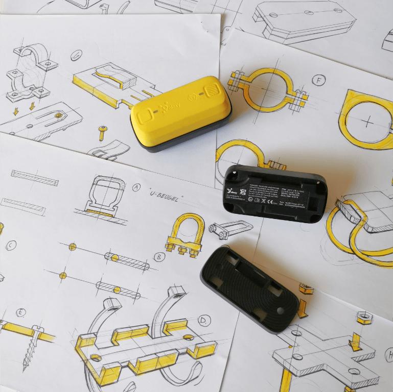 Aloxy Pulse is een revolutionaire draadloze sensor voor de petrochemische industrie.